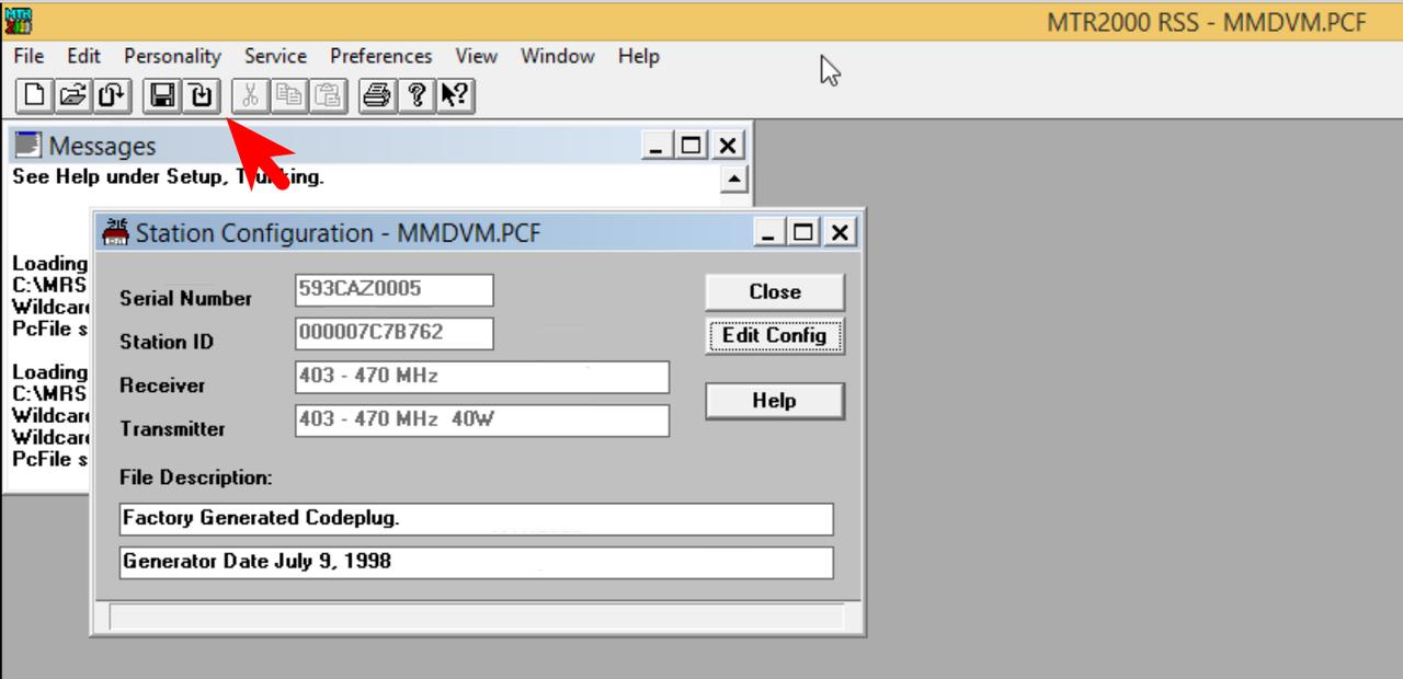 Motorola MTR2000 DMR repeater | PD0ZRY
